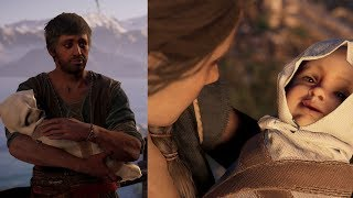 Assassin's Creed Odyssey: Legacy Of The First Blade Natakas Romance & Having A Baby (Episode 1 to 2)
