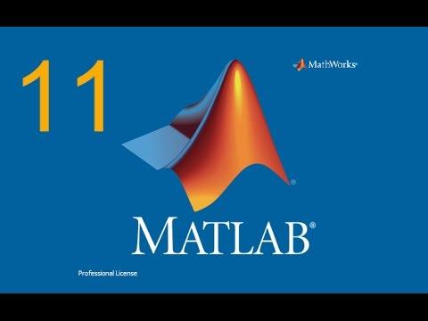 MATLAB Temel Ders 11