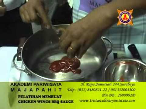 Cara Mudah Membuat Chicken Wings Barbeque Travel Video