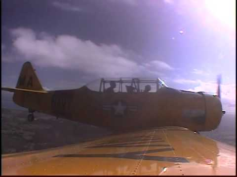Warbird Adventures : North American T-6 Over Kissimmee - Kathy (Part 1)