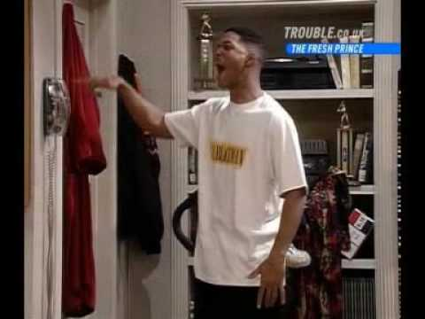 The Fresh Prince of Bel Air - Will and Carlton get woken up by Jazz and Jewel