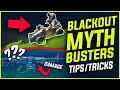 BLACKOUT : MYTHBUSTERS - Damage Under Water & Stealth ATVs