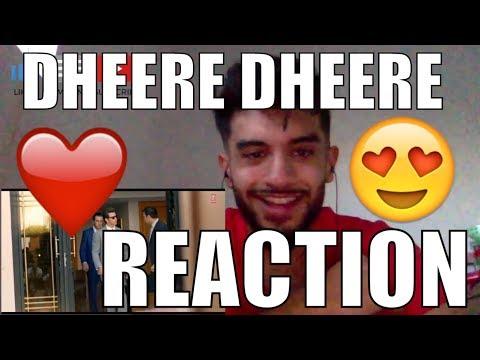 Dheere Dheere Video Song (OFFICIAL) Hrithik Roshan, Sonam Kapoor | Yo Yo Honey Singh REACTION!!!