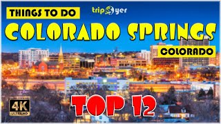 Colorado Springs (Colorado) ᐈ Things to do   Best Places to Visit   Top Tourist Attractions ☑️