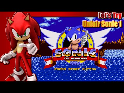 Unfair Sonic Games, Play Online, Download, About - Sonic EXE