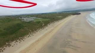 beachside holiday park cornwall 2016. DJI Phantom 3 pro.
