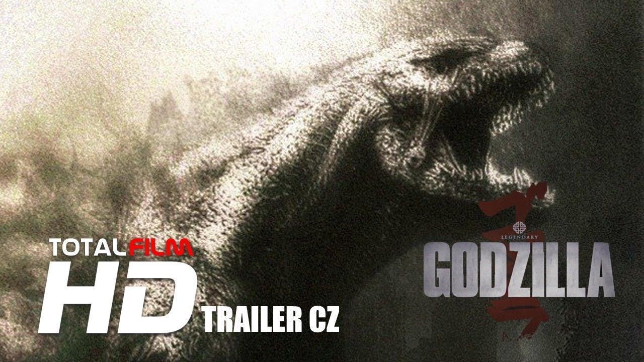 Godzilla (2014) hlavní CZ HD trailer