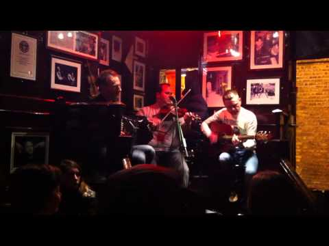 IRLANDA: Temple Bar/ Música irlandesa tradicional