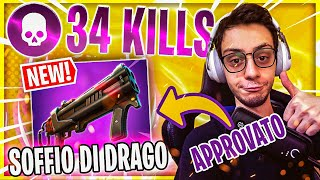 Vi MOSTRO Come FARE TANTE KILLS con il NUOVO SHOTGUN! - FORTNITE @Belusi
