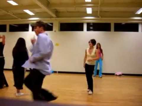 Tari Mannello Choreo featuring Fabolous, Boogie at 24 hour Fitness 2003