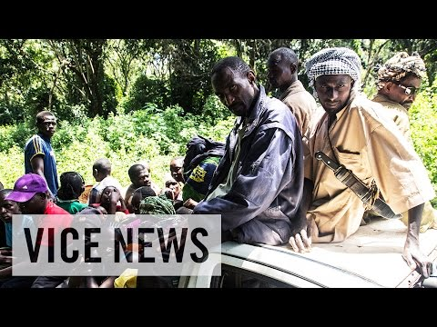 Blood Diamonds and Religious War In The Central African Republic