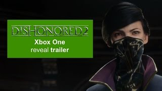 Dishonored 2 - Announcement Trailer [1080p]