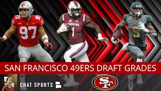 49ers Draft Grades: All 7 Rounds 2019 NFL Draft Feat. Nick Bosa, Deebo Samuel & Jalen Hurd