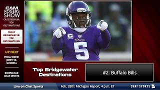 Teddy Bridgewater: 5 Teams The Free Agent QB Could Sign With For 2018
