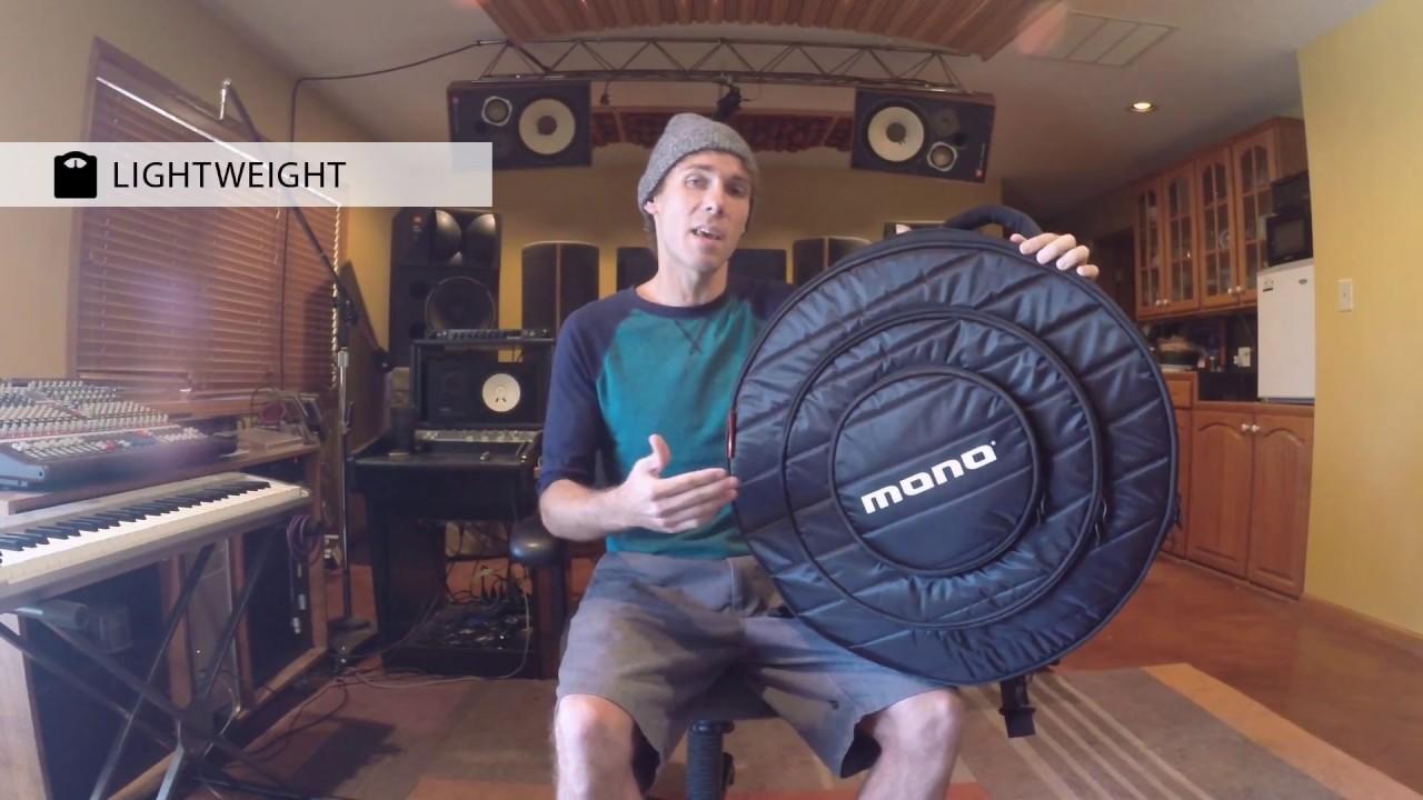 Mono M80 Cymbal Case Review