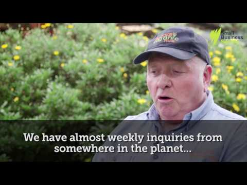 Farmhouse producer Randall Organic Rice featured on SBS Small Business Secrets