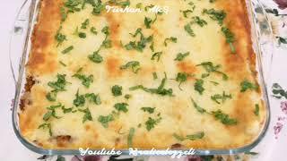Lasagne Tarifi garantili hiç bir kuruluk kalmayan