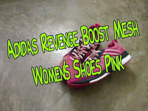2016-(แกะกล่อง)-unboxing---adidas-revenge-boost-mesh-women-shoes-pink
