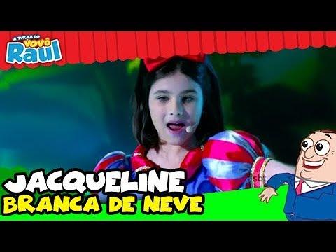 JACQUELINE - BRANCA DE NEVE - Festival Infantil de Cinema