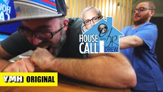 Josh Potter Needs To Have A Cyst Removed House Call With Dr Drew Ymh Original Youtube The actor announced that his girlfriend, anna. josh potter needs to have a cyst removed house call with dr drew ymh original