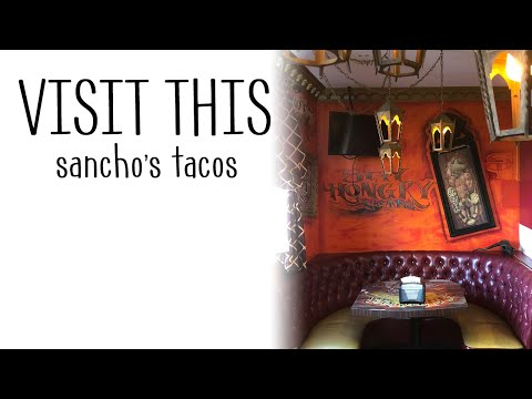 Huntington Beach Sancho's Tacos: Family Travel For Geeks
