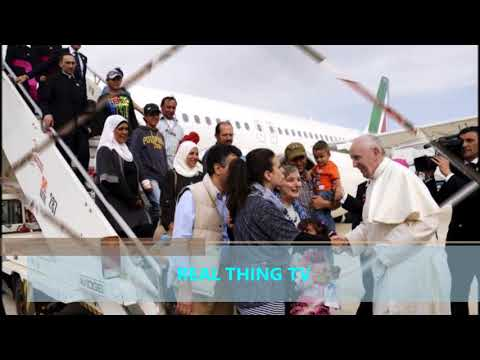 Pope Francis Rights of Migrants Trump National Security Concerns