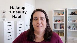Beauty & Makeup Haul Macys Belk B&BW & More   PaulAndShannonsLife
