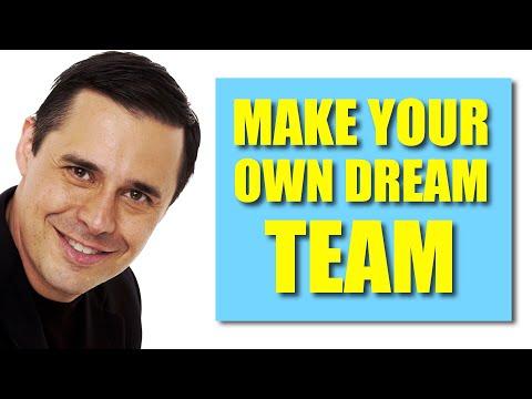 Sales Kickoff Motivational Keynote Speaker Ruben Gonzalez on Building a Team
