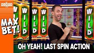 Baixar 🍭 Wonka Last Spin ACTION 💰 $2300 @ Mohegan Sun CT ✪ BCSlots (S. 12 • Ep. 3)