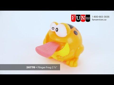 26770 Flinger Frog 2.5 Inch