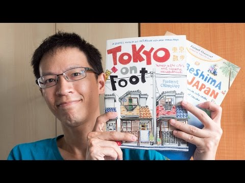 Book Review: Tokyo on Foot & Manabeshima Island Japan