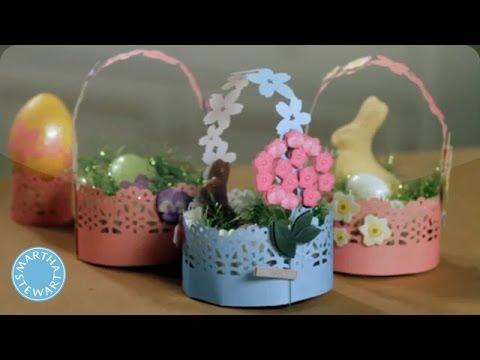 How to Make Mini Easter Baskets - Martha Stewart