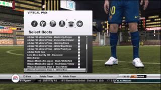 "FIFA 12 - VIRTUAL PRO ""SELECT BOOTS"" HD 720P"