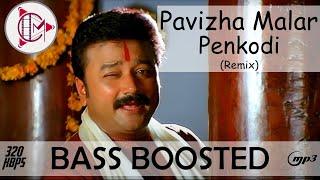 Pavizha Malar Penkodi (Remix) Bass Boosted| One Man Show | CM Bass |320kbps
