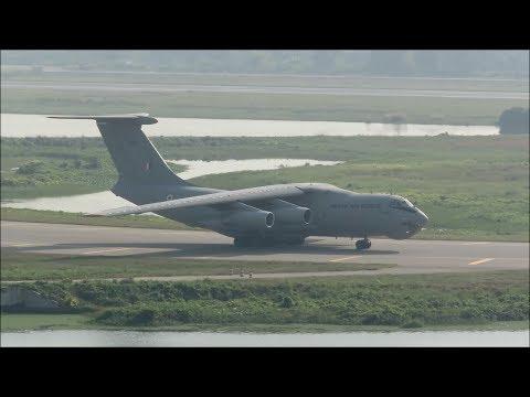 [HD] Plane Spotting @ Hazrat Shahjalal International Airport, Dhaka: Episode-82