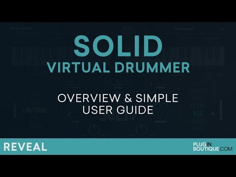 Ujam Virtual Drummer Solid   Creating a Natural Drum Performance