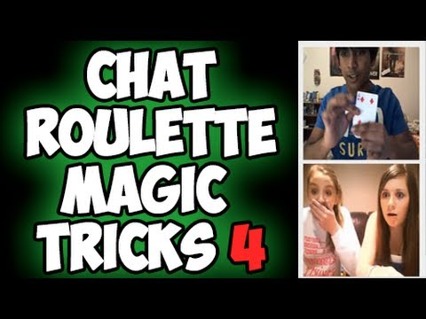 chat roulette tricks