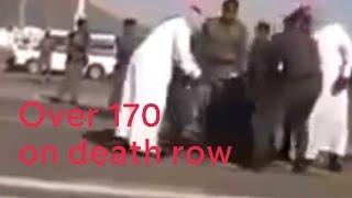 Saudi Arabia's human rights violations