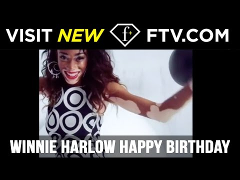 Winnie Harlow Happy Birthday - 27 July | FTV.com