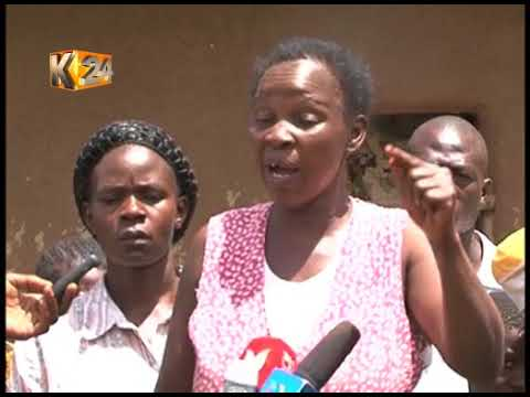 3 step brothers killed following a land dispute in Tongaren,Bungoma
