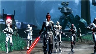 Star Wars: The Old Republic – Choose Your Path Trailer