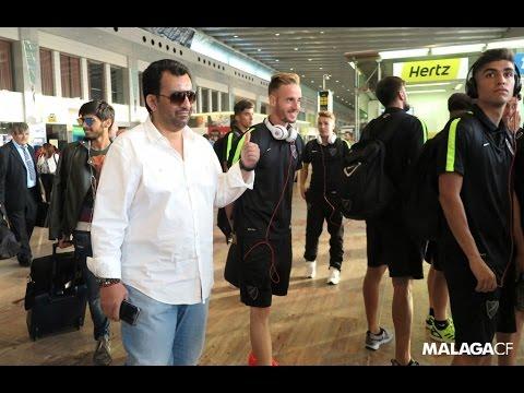El Sheikh Abdullah Al Thani arropa al filial en Barcelona