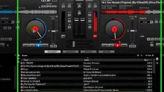 como mesclar y sincronizar en virtual dj