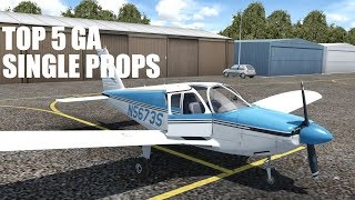 Prepar3D 4K | Top 5 | GA Single Prop Must have