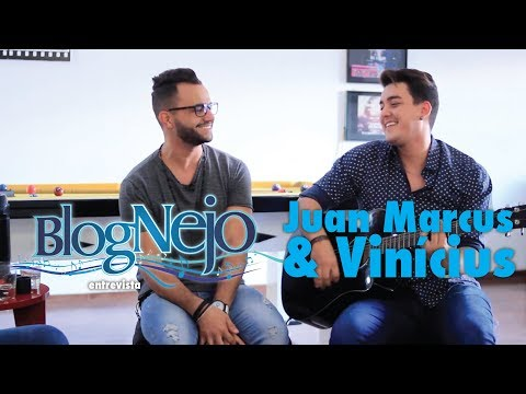 Blognejo Entrevista - Juan Marcus & Vinícius