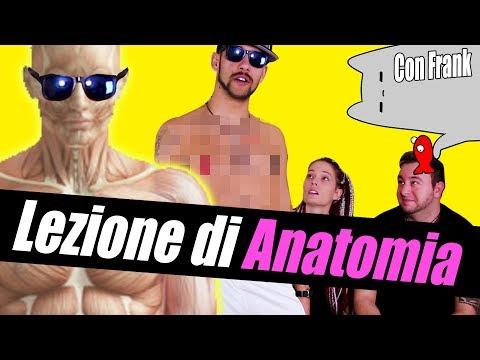 Lezione di Anatomia finita in disastro con LaSabri, Solfie, Amico.andre e Frank