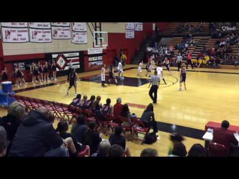 Carley Brack - Great Bend High School Sophomore Highlights, 2015-16