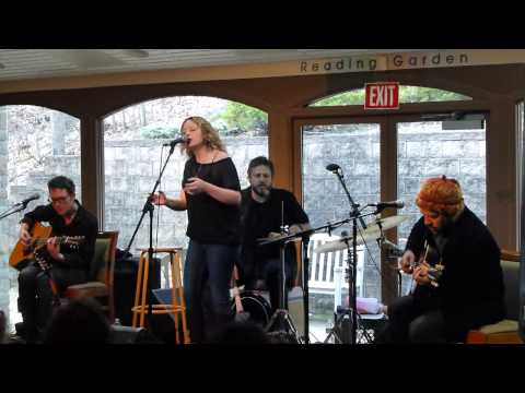 Amy Helm Band - Sky's Falling  4-14-13 Ringwood Library - Ringwood, NJ
