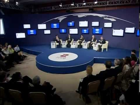 Tianjin 2010 - (TV Debate) Rethinking China's Competitive Edge