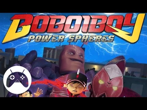 BoBoiBoy: Power Spheres - Android Gameplay HD
